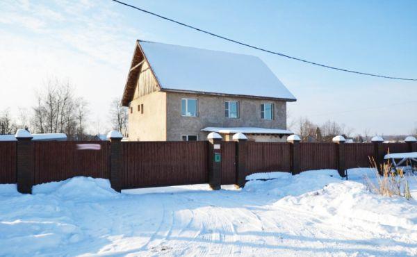 Жилой дом в г.Волоколамск, ул.Сенная (район старого МРЭО).